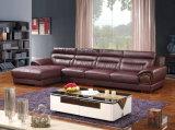 現代ソファー、部門別のソファー、ホーム家具、革ソファー(UL-NSC064)