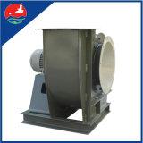 ventilador centrífugo del alto rendimiento de la serie 4-72-3.6A para el agotamiento de interior