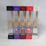 Duft-Aroma-Diffuser (Zerstäuber) für Hauptdekoration-Rattan-REEDstock-Duft-Diffuser- (Zerstäuber)geschenk-Set