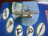 ステンレス鋼のボートのアクセサリ