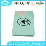 最もよい価格の人間の特徴をもつタブレットのBluetooth無接触NFCスマートなチップカード著者読取装置(X8-22)
