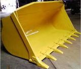 高品質の耐久性の小松のローダーのバケツ