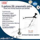 Pneumatische Lack-Mischer-Öl-Trommel-Tinten-mischender Hilfsmittel-Mischmaschine-Quirl