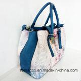 Marken-Modedesigner-Frauen-Druck PU-Schulter-Handtaschen (NMDK-061007)