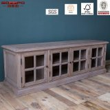 Meubles en bois Antique Chinese TV Stand / TV Cabinet (GSP13-015)