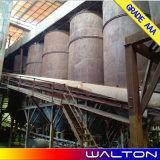 건축재료 최고 백색 유리화된 도와 Polished 사기그릇 타일 바닥 도와 (PC001)