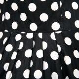 Weinlese-Art, die neuer Entwurf Backless Rockabilly reizvolles Kleid kleidet