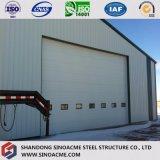 Construction en acier/entrepôt structure métallique avec la qualité