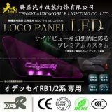 LED Toyota Voxy를 위한 자동 차 창 빛 로고 위원회 램프