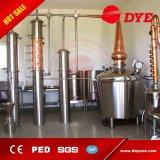 Prix industriel de fléau de distillation d'alcool de cannelure d'acier inoxydable