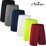 Dt6051 Neleusの男性Sportwearの実行の動揺のショートパンツ