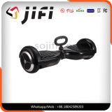LEDライト2車輪の自己のバランスをとるスクーター