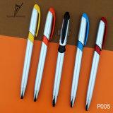 Oui type crayon lecteur de crayon lecteur de bille de Novetly de bille en plastique