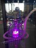 Narghilé della teiera con gli accessori del LED Shisha