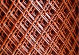 高品質によって拡大される金属の網