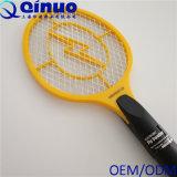 Swatter eléctrico de Zapper del fallo de funcionamiento de la pila seca de la raqueta neta de la mano