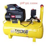 компрессор воздуха 5HP 2200W сухой бесшнуровой портативный