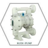 Pompe environnementale de Rd25 Aodd (PLEIN PLASTIQUE)