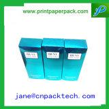 Напечатанная таможней коробка косметики коробки подарка бумаги коробки дух
