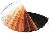 Boudineuse à Vis en Plastique de Jumeau de Machine de Feuille de Profil de Bordure Foncée de PVC