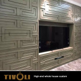 유행 디자인 홈 내각 텔레비젼 세트 가구 만원 가구 제조업 Tivo-038VW
