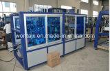 Empaquetadora caliente automática del cartón del pegamento para las botellas (WD-XB15)