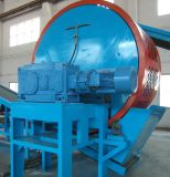 يستعمل/إطار العجلة مهدورة يعيد آلة, إطار العجلة يعيد آلة ([س/يس9001/7] براءة اختراع يوافق)