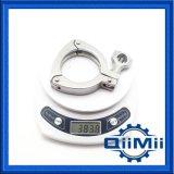 Gesundheitlicher Edelstahl-Schelledrei Pin-Typ 13mhhp-3p Nahrungsmittelgrad-Schelle