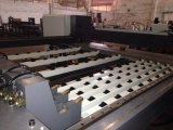Le panneau de commande numérique par ordinateur de travail du bois a vu la machine pour la production de large volume