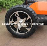 3 Rad-elektrisches Fahrrad-Zappy Roller-Rückseiten-Schlag-Absorption