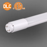 El labrar arquitectónico T8 Tubo de luz LED giratoria de Endcaps
