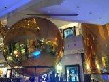 Giocattoli gonfiabili, decorazione dorata gonfiabile per il centro commerciale (HE-102)