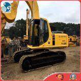 Excavador hidráulico usado 1.0~1.5m3bucket de la correa eslabonada de KOMATSU PC220-7 de las buenas condiciones de la exportación para la venta