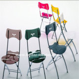 Cadeiras transparentes feitas sob encomenda do plexiglás