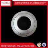Difusor de ponto removível de alumínio redondo de ventilação