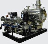 PLC制御を用いる給水システム