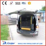 Levage de fauteuil roulant entièrement électrique pour Van et minibus (WL-D-880U-1150)