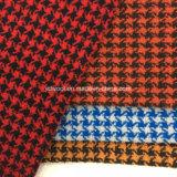 El bucle cuenta un cuento la tela Reday de las lanas de Houndtooth