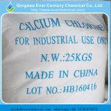 Chlorure de calcium industriel de pente de 74% avec le prix le plus inférieur