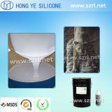 Вылеченная оловом силиконовая резина для глины полимера