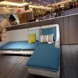 تصميم حديثة أريكة قطاعيّ مع [هيغقوليتي] بناء [لينن] لأنّ يعيش غرفة أثاث لازم [فب1138]
