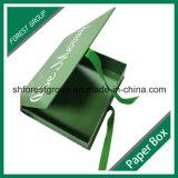 Коробка причудливый подарка бумажная с тесемкой