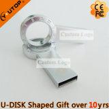 선전용 선물 (YT-3277)를 위한 시계 반지 금속 USB Pendrive
