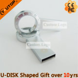 USB Pendrive del metal del anillo del reloj para el regalo promocional (YT-3277)