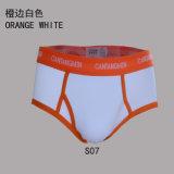 El tronco respirable cómodo del cortocircuito del boxeador de los escritos de las bragas pone en cortocircuito la ropa interior de los hombres