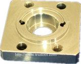 Kundenspezifische Präzision CNC-maschinell bearbeitenteil-drehenteil