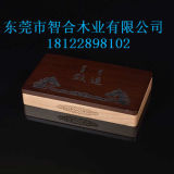 Горячим подгонянная сбыванием деревянная коробка пер упаковки