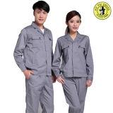 Uniforme de trabalho da alta qualidade uniforme do Workwear do carpinteiro dos revestimentos do trabalho