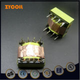 Inductor inductivo de la estrangulación de la bobina de la bobina plástica del transformador