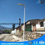All in One Solar LED 50 Watt Street Lamp